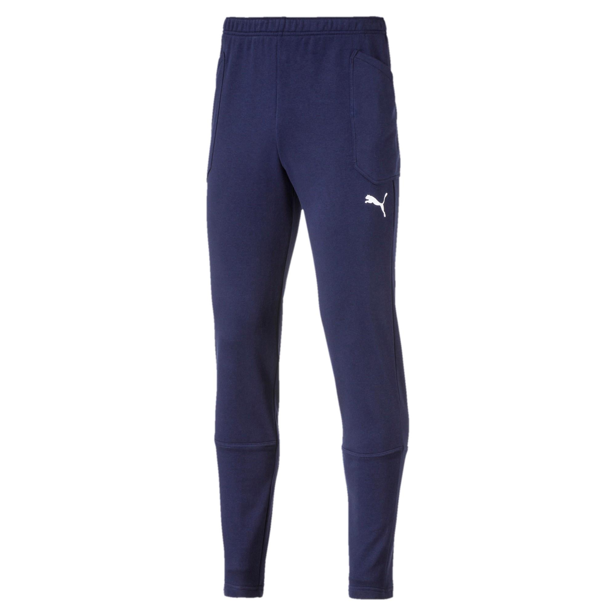 Ligua Casual Pantalon Blue