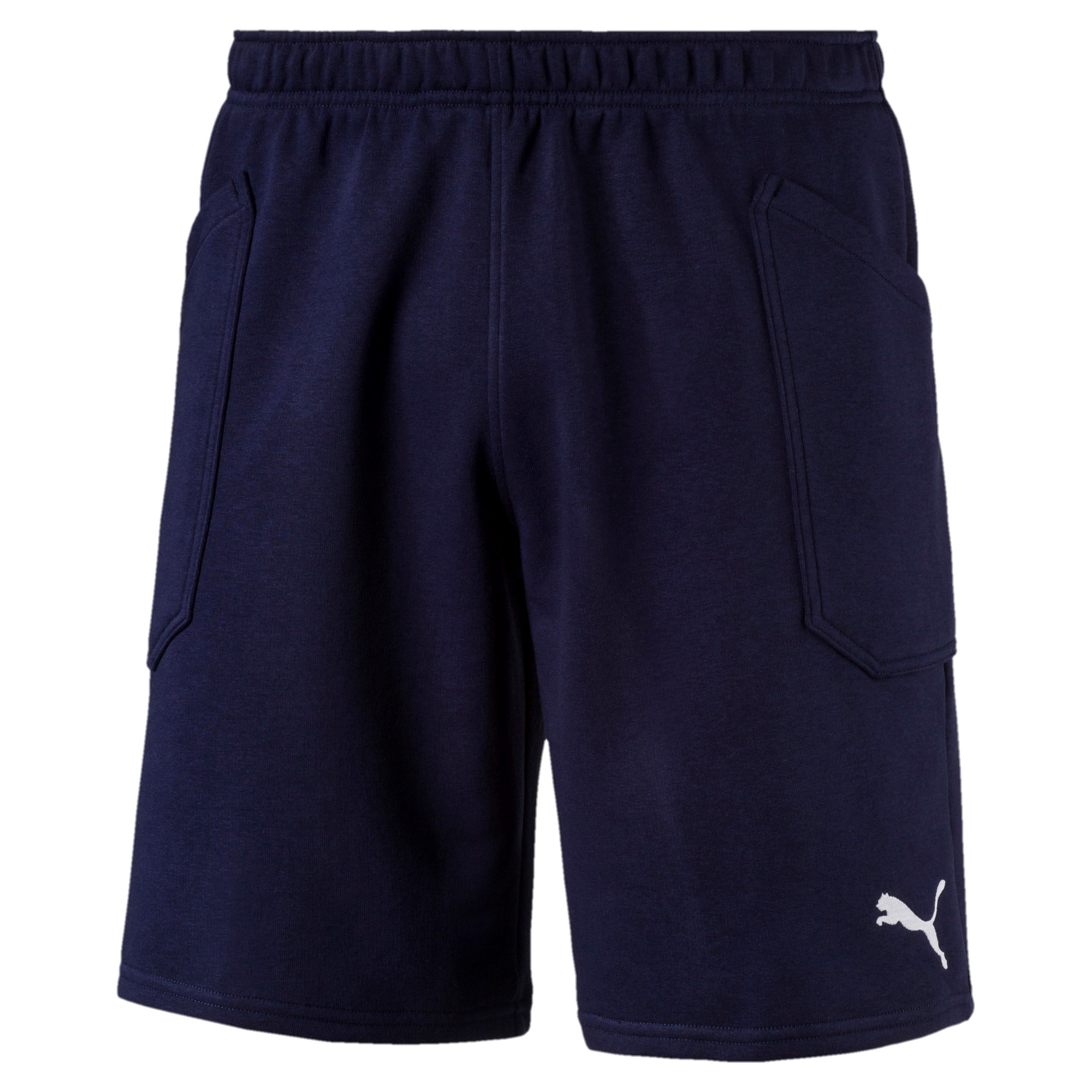 Ligua Casual Short Blue